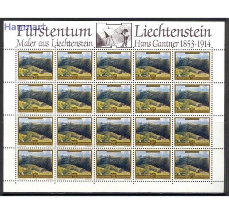 Liechtenstein 1993 Mi ark 1056-1058 Czyste **