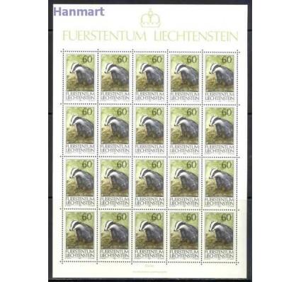 Znaczek Liechtenstein 1993 Mi ark 1066-1068 Czyste **