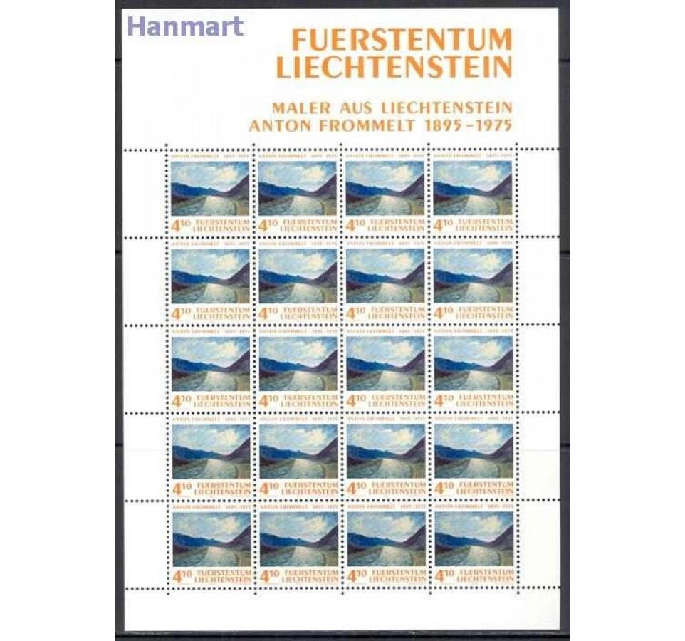 Liechtenstein 1995 Mi ark 1108-1110 Czyste **