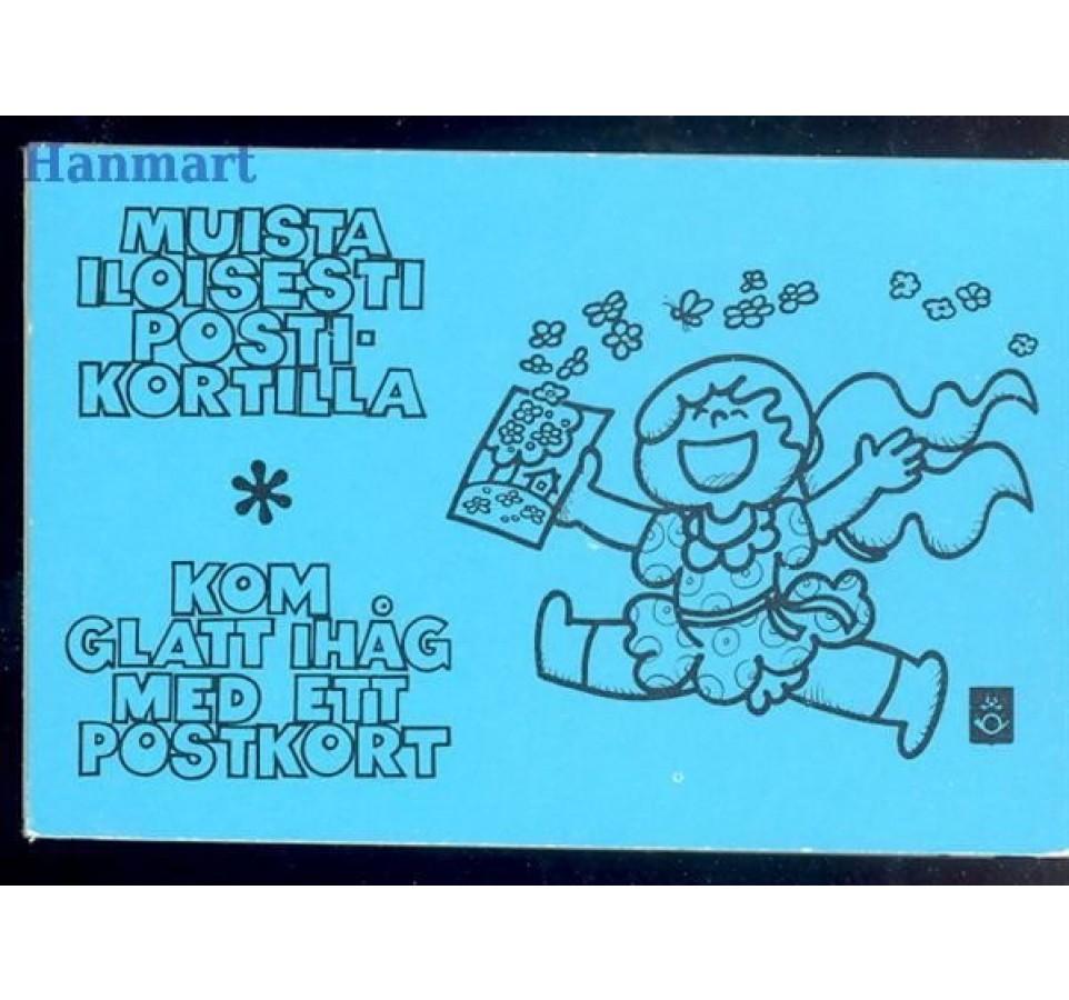 Finlandia 1980 Mi mh 12I Czyste **