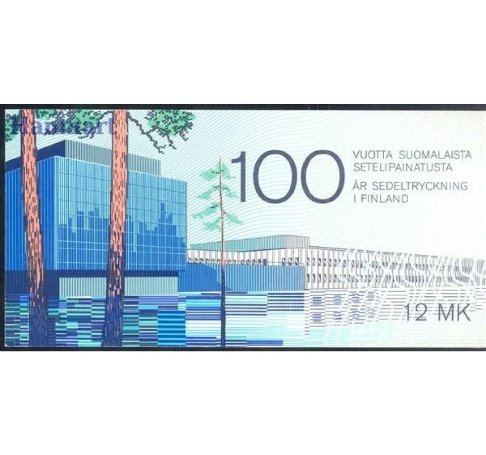 Finlandia 1985 Mi mh 15 Czyste **