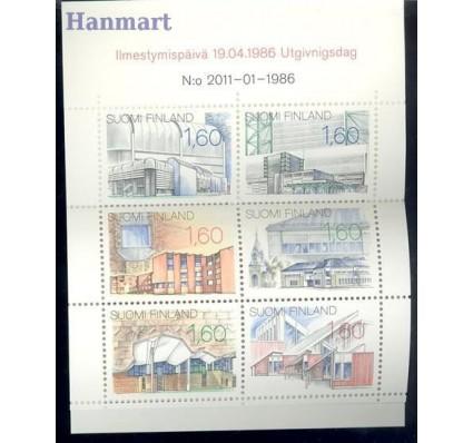 Znaczek Finlandia 1986 Mi mh 17 Czyste **