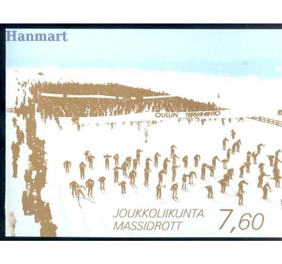 Finlandia 1989 Mi mh 24 Czyste **