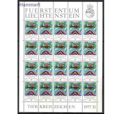 Liechtenstein 1977 Mi ark 669-672 Czyste **