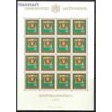 Liechtenstein 1977 Mi ark 673-676 Czyste **