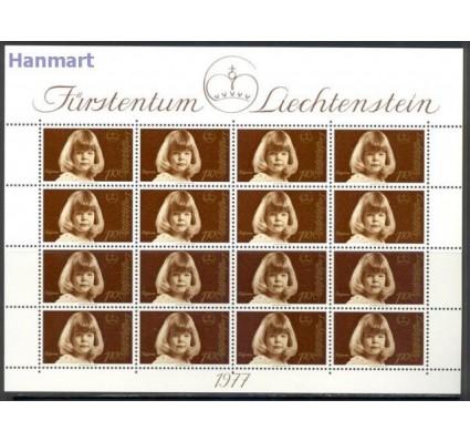 Liechtenstein 1977 Mi ark 687 Czyste **
