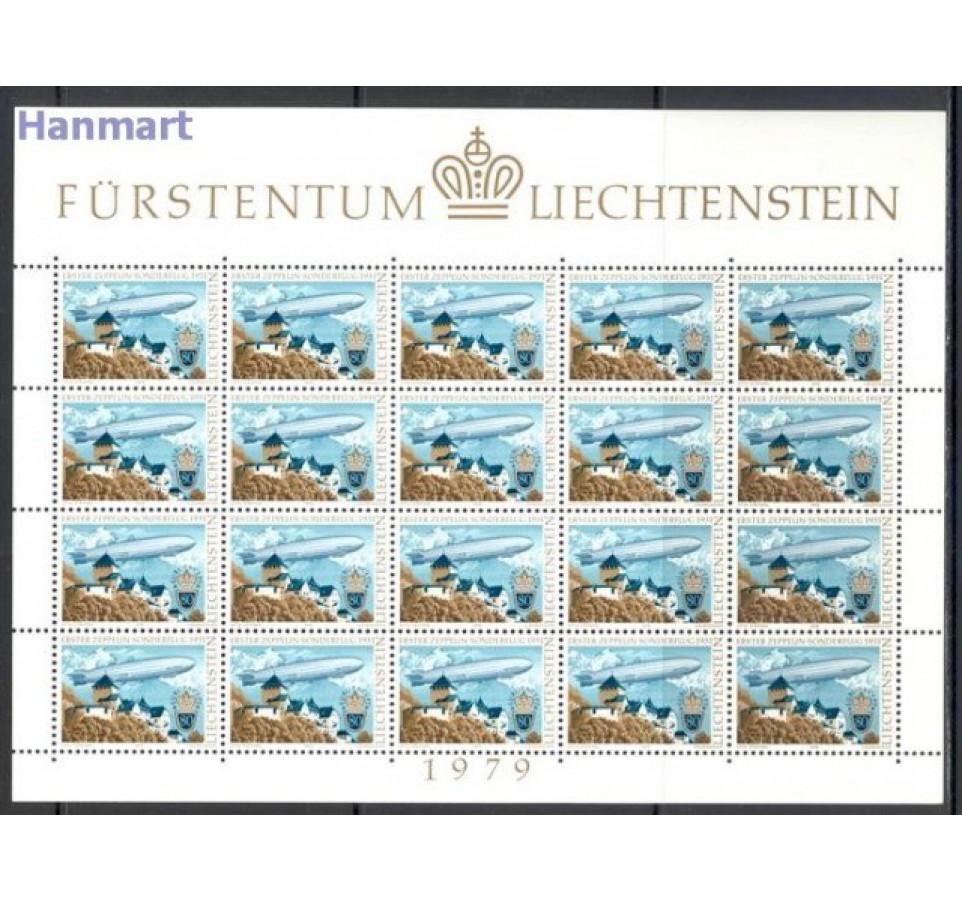 Liechtenstein 1979 Mi ark 723-724 Czyste **