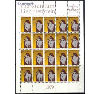 Liechtenstein 1979 Mi ark 725-727 Czyste **