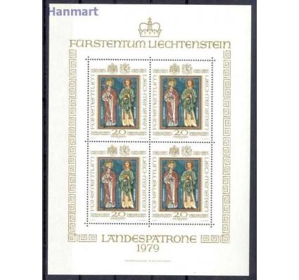 Liechtenstein 1979 Mi ark 734 Czyste **