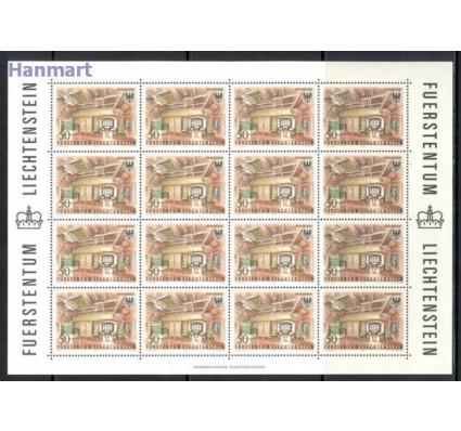 Liechtenstein 1981 Mi ark 780-783 Czyste **