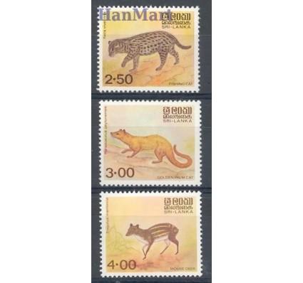 Sri Lanka 1981 Mi 545 Czyste **