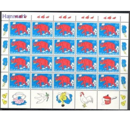 Znaczek Liechtenstein 1994 Mi ark 1085-1088 Czyste **