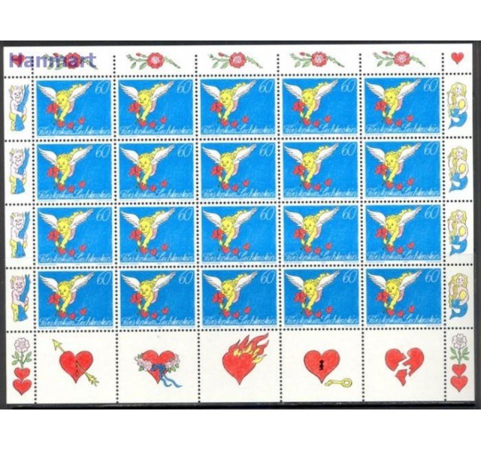 Liechtenstein 1994 Mi ark 1085-1088 Czyste **