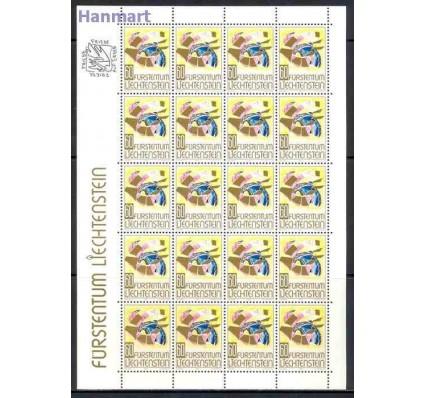 Liechtenstein 1994 Mi ark 1096-1098 Czyste **