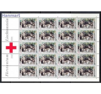 Liechtenstein 1995 Mi ark 1105-1107 Czyste **