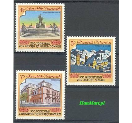 Austria 1991 Mi 2017-2019 Czyste **