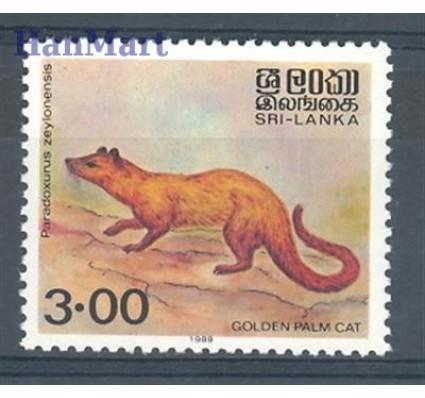 Sri Lanka 1989 Mi 892 Czyste **