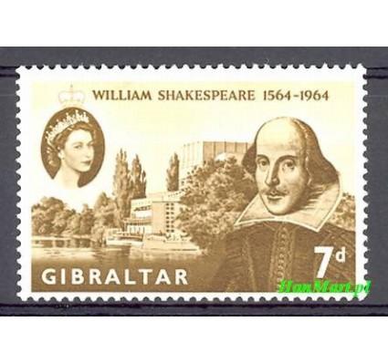 Znaczek Gibraltar 1976 Mi 166 Czyste **