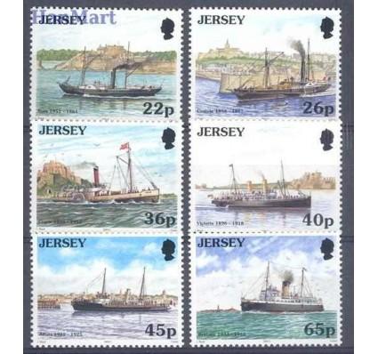 Jersey 2001 Mi 962-967 Czyste **