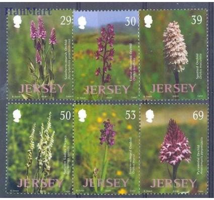 Znaczek Jersey 2003 Mi 1080-1085 Czyste **