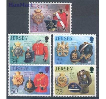 Jersey 2006 Mi 1213-1217 Czyste **