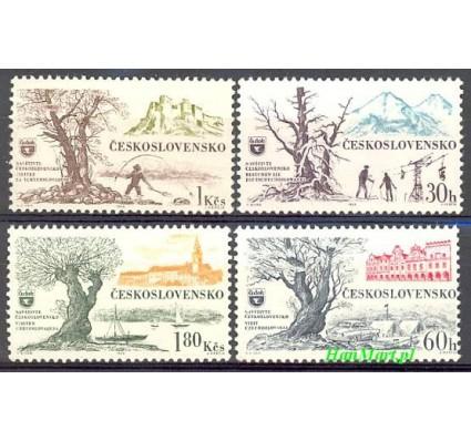 Znaczek Czechosłowacja 1964 Mi 1453-1456 Czyste **