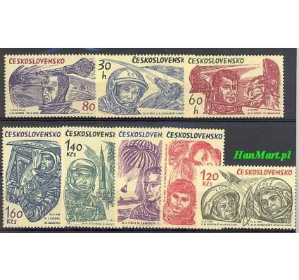Czechosłowacja 1964 Mi 1463-1470 Czyste **