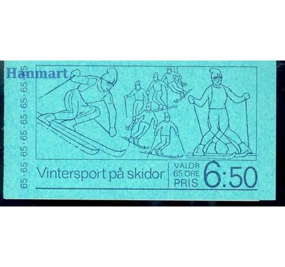 Szwecja 1974 Mi mh 44 Czyste **