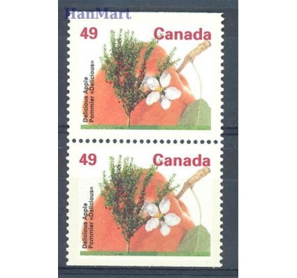 Kanada 1992 Mi 1340DH Czyste **