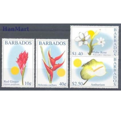 Barbados 2002 Mi 1034-1037 Czyste **
