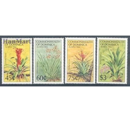 Dominika 1984 Mi 863-866 Czyste **