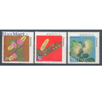 Angola 1983 Mi 675-677 Czyste **