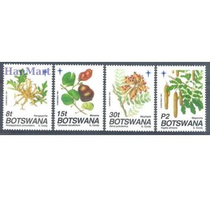 Botswana 1991 Mi 501-504 Czyste **