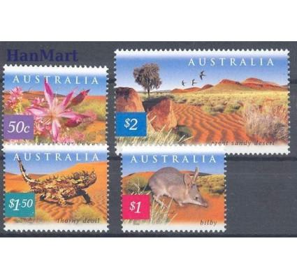 Australia 2002 Mi 2138-2141 Czyste **
