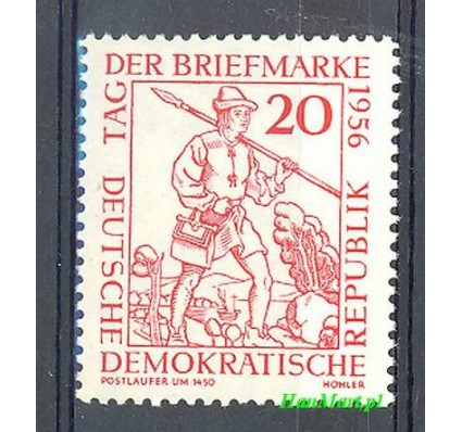 NRD / DDR 1956 Mi 544 Czyste **