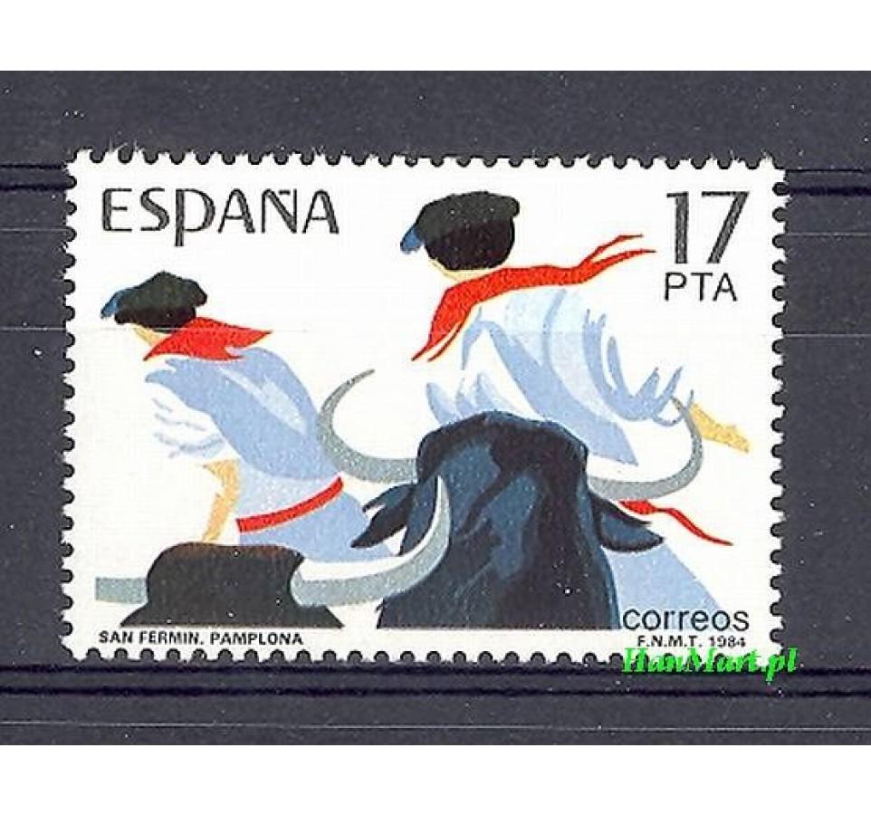 Hiszpania 1984 Mi 2641 Czyste **