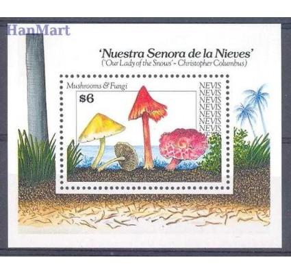 Nevis 1991 Mi bl 38 Czyste **