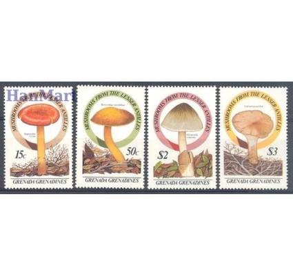 Znaczek Grenada i Grenadyny 1986 Mi 771-774 Czyste **