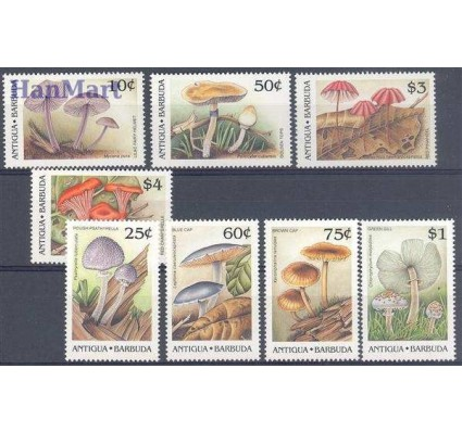 Antigua i Barbuda 1989 Mi 1258-1265 Czyste **