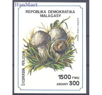 Madagaskar 1990 Mi bl 154 Czyste **