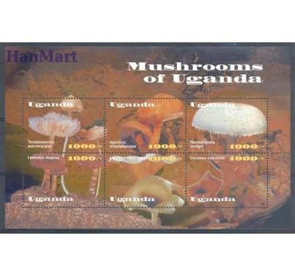 Uganda 2002 Mi 2492-2497 Czyste **