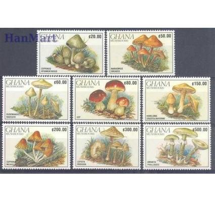 Znaczek Ghana 1990 Mi 1449-1456 Czyste **