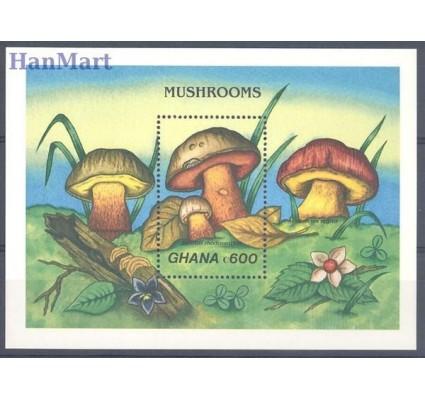 Ghana 1989 Mi bl 145 Czyste **
