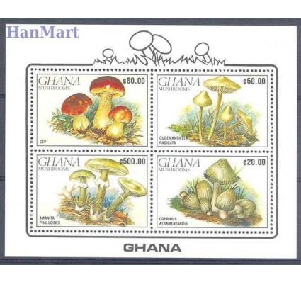 Ghana 1990 Mi bl 164 Czyste **