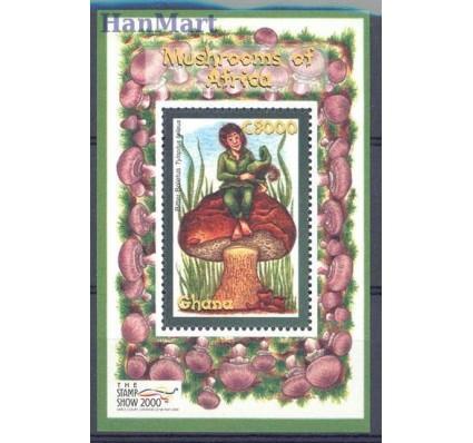 Ghana 2000 Mi bl 393 Czyste **