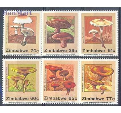 Zimbabwe 1992 Mi 476-481 Czyste **