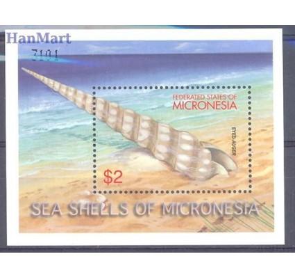 Znaczek Mikronezja 2001 Mi bl 93 Czyste **