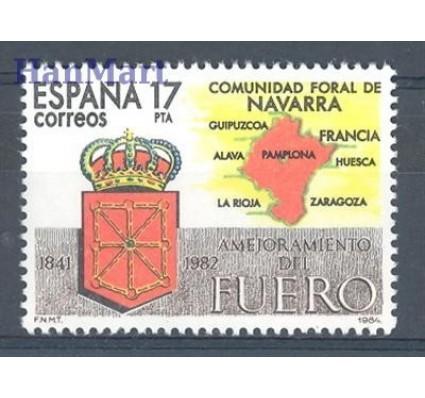 Hiszpania 1984 Mi 2652 Czyste **