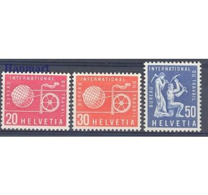 Szwajcaria 1960 Mi ilo 100-102 Czyste **