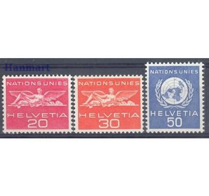 Szwajcaria 1959 Mi uno 28-30 Czyste **